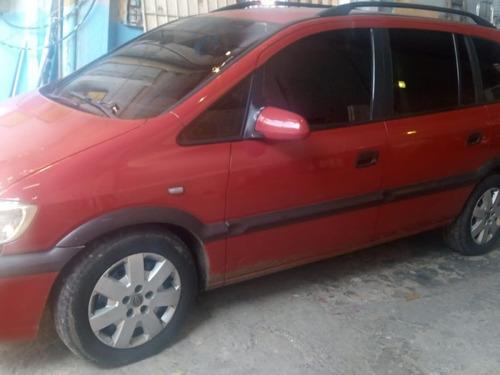 Imagem 1 de 9 de Chevrolet Zafira 2.0 Comfort 7p