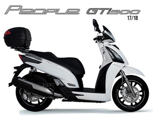 Kymco People Gti 300 Abs 2021 0km - Moto & Cia
