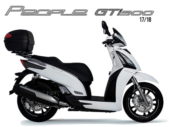 Kymco People Gti 300 Abs 2020 0km - Moto & Cia