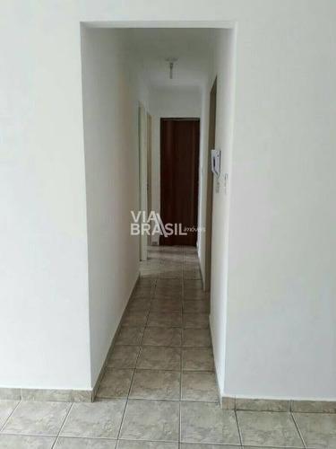 Apartamento Em Condomínio Padrão Para Venda No Bairro Santa Terezinha, 2 Dorm, 1 Vagas, 54 M - 634