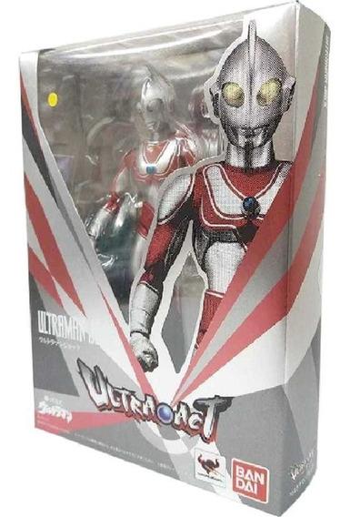 Boneco Ultra-act Ultraman Jack (hideki Go) Bandai Original