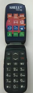 Telefono Celular Tech 4u Shell 3g Dual Sim