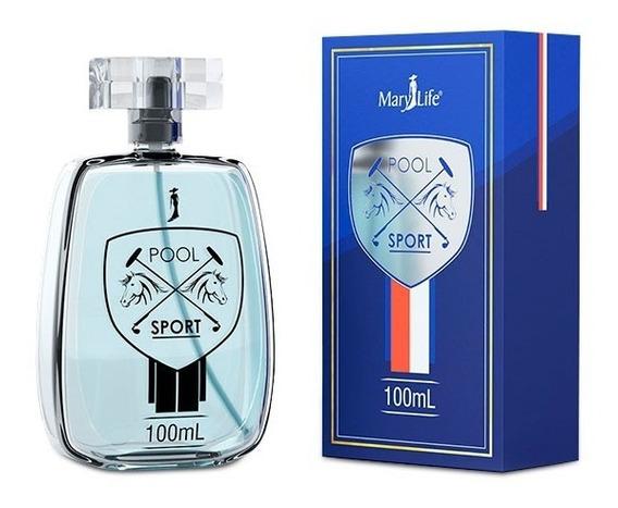 Perfume Pool Sport Masculino Mary Life 100 Ml