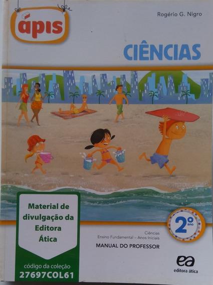 Ciências 2° Ano Ensino Fundamental Ápis