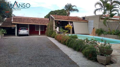 Imagem 1 de 15 de Casa Com Piscina - Chácara Assay - Hortolândia - Sp - 202304