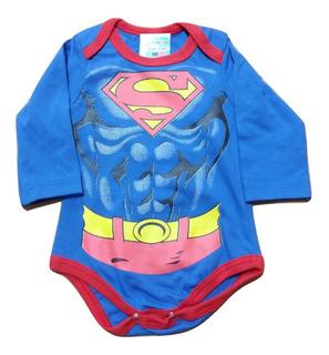 Body Bebe Batman Superman Goku Spiderman Capitan America