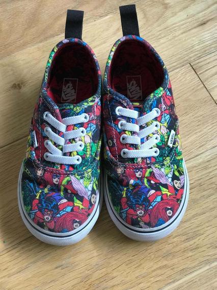 vans niño zapatillas 26