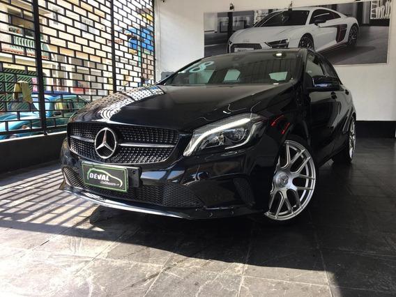 Mercedes-benz Classe A 200 Turbo 1.6 Flex 2018