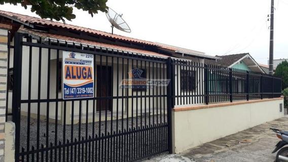 Casa Locação Anual Com 3 Dormitórios Em Gravata-navegantes - 867