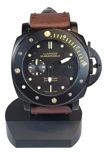 Relógio De Pulso Panerai Luminor Submersible Replica