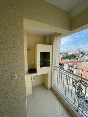 Apartamento Com 2 Dormitórios À Venda, 50 M² Por R$ 340.000,00 - Campestre - Santo André/sp - Ap11057