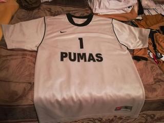 Jersey Jorge Campos Pumas Unam. Talla M. Estado De 10.