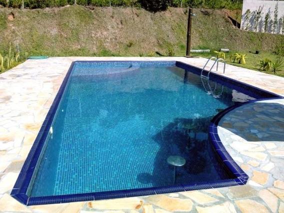 C-2463 Linda Casa A Venda No Condomínio Estância Campestre - Guararema - Sp - 2406