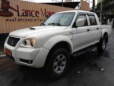L200 Gl 2.5 4x4 Cd Diesel 2010