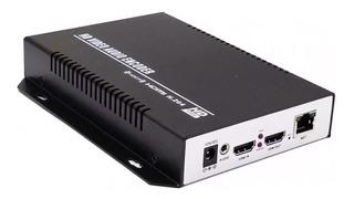 Encoder Hdmi Por Tcp / Ip Hls Video Server Streaming H.264