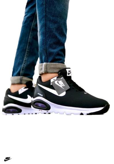 Tenis Zapatillas Hombre Nike Air Max 100% Garantizado Oferta