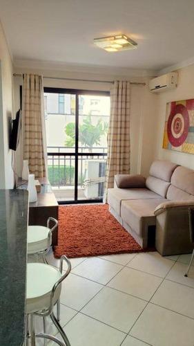 Imagem 1 de 17 de Apartamento À Venda, 50 M² Por R$ 450.000,00 - Cambuí - Campinas/sp - Ap2218