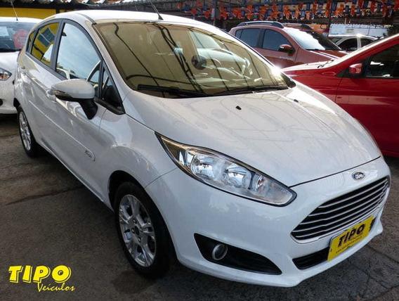 New Fiesta Se 1.5 Flex 4p 2014
