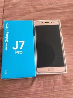 Celular Samsung J7pro Galaxy 2017