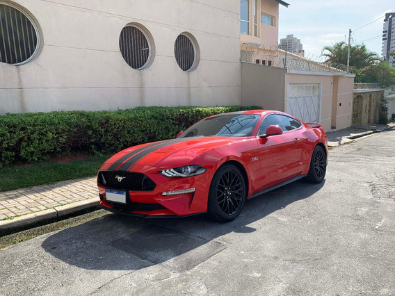 Ford Mustang 5.0 Gt 2019 Impecável