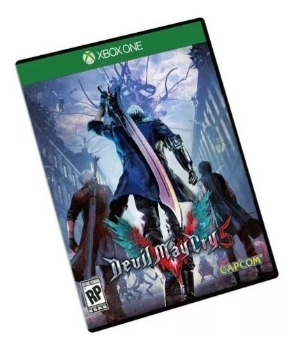 Devil May Cry 5 Xbox One Locação 2 Meses