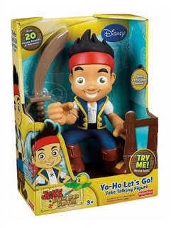 Fisher Price Jake El Pirata Con Sonido Jugueteria Bunny Toys