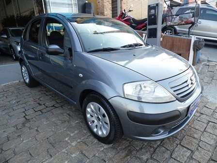 Citroën C3 1.6 I Glx 16v Flex 4p Manual