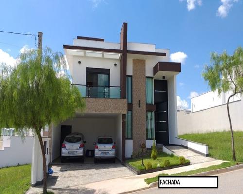 Parque Ibiti Reserva - Sobrado 200 M² - Ca00788 - 69454519