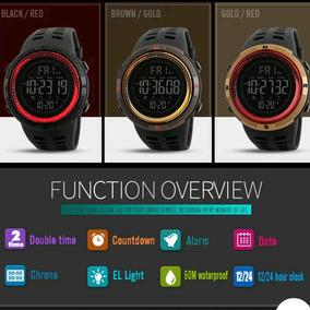 Relógio Esportivo Digital Skmei 1251 Em 4 Cores Disponíveis