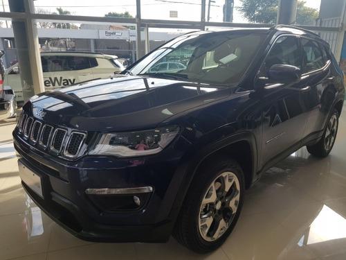 Jeep Compass 2.4 Longitude 4x2 Stock Fisico 2020