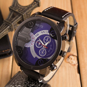 Relógio Masculino Moda Luxo Esportivo Casual Bonito E Barato