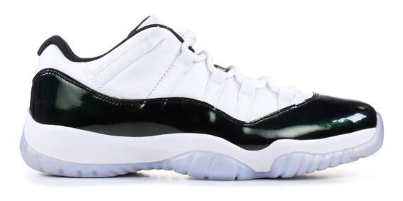 Air Jordan 11 Low Emerald - Basquete, Jordan