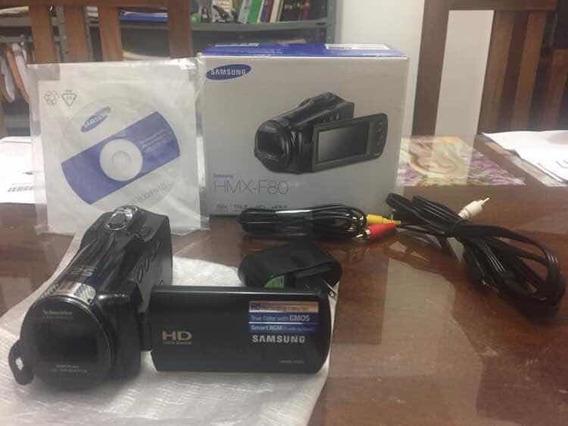 Filmadora Samsung Hmx-f80 Zoom 52x