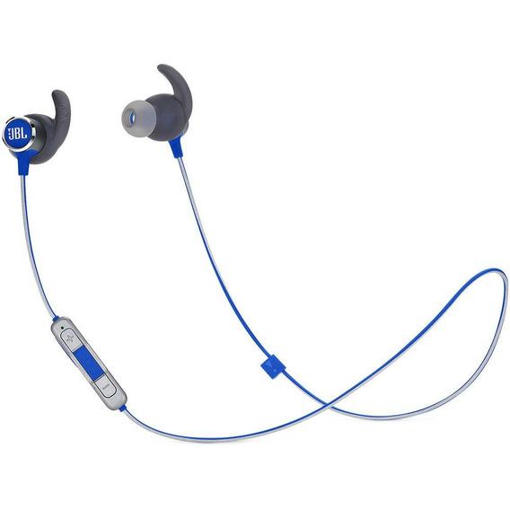 Fone De Ouvido Jbl Reflect Mini 2 Bluetooth Azul