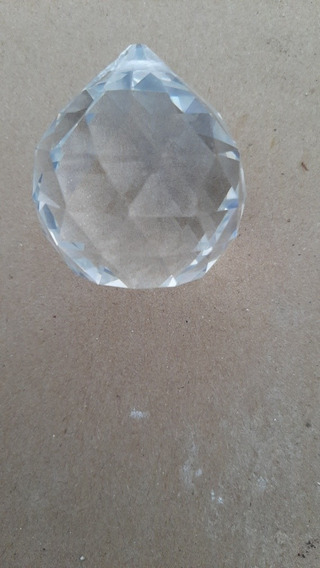 Cairel Esfera Cristal Puro 40mm Faceteado