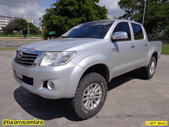 Toyota Hilux Pick-up Automático