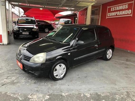 Renault Clio Campus 1.0 Flex Preta