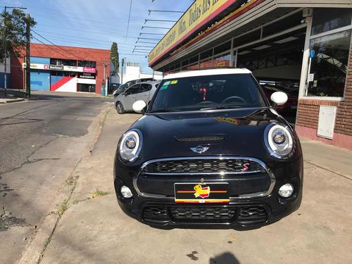 Mini Cooper S 2.0 F55 Look Jcw 192cv  Automatico!!
