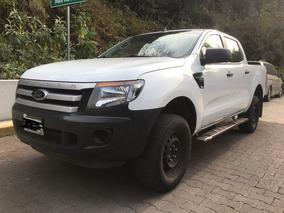 Ford Ranger Pickup Xl 2014. Vidrios Electricos.unico Dueño