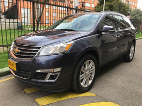 Chevrolet Traverse Lt 7p 4x4 2013