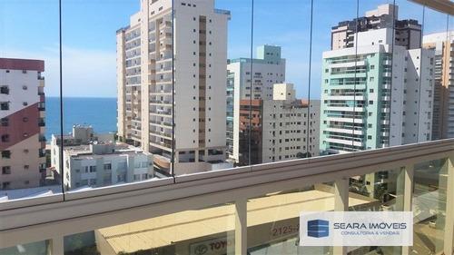 Imagem 1 de 30 de Apartamento A Venda No Bairro Praia De Itapoã Em Vila Velha - 265-1