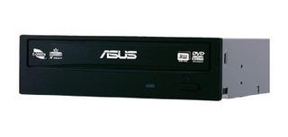 Quemador De Dvd Asus Drw-24f1st Negro, Sata, 48x, 24x, Dvd
