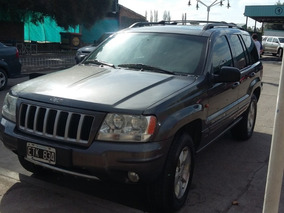 Jeep Grand Cherokee 2.7 Crd Limited Automática