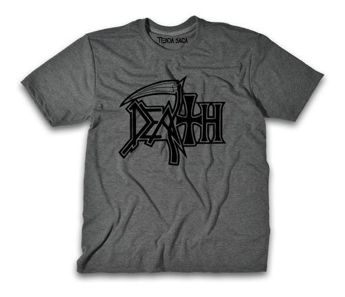 Camiseta Death - Rock - Metal
