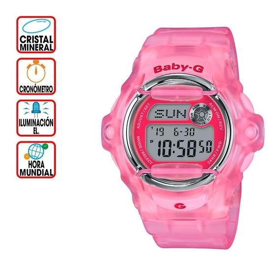 Reloj Casio Baby-g Splash Bg-169r-4e