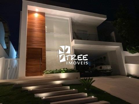 Venda Casa   Condomínio Arujázinho 5  Excelente Imóvel Com A/t 440m² E A/c 400m² Distribuídos - Ca01533 - 34157033