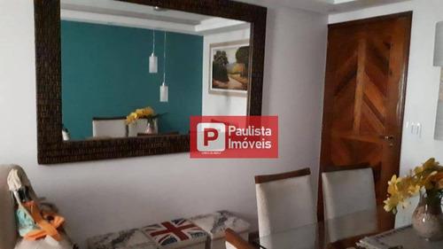 Apartamento À Venda, 50 M² Por R$ 270.000,00 - Jardim São Bernardo - São Paulo/sp - Ap29321