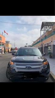 Ford Explorer 2015 Xlt 4x4
