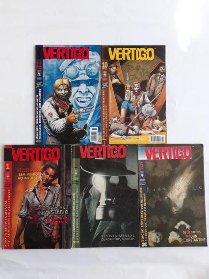 Vertigo 1995 Abril Dc 5 Hq Gibi Raros Antigo Frete Grátis