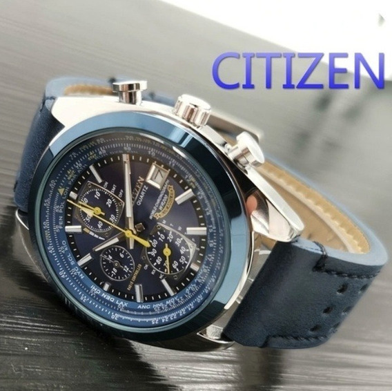 Citzen Blue Angels World (maquina Original)